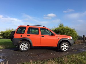 2003 Land Rover Freelander G4 edition 5 Door SW