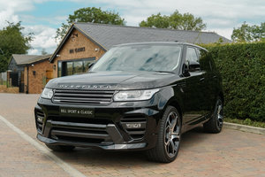 2017 Overfinch Range Rover Sport 3.0SD Autobiography For Sale