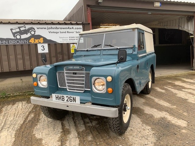 1975 Land Rover® Series 3 *200DI* (HHB) For Sale (picture 2 of 6)