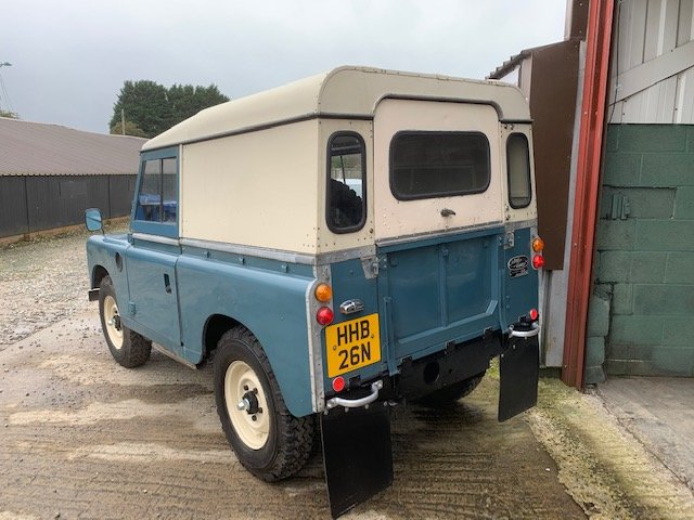 1975 Land Rover® Series 3 *200DI* (HHB) For Sale (picture 3 of 6)