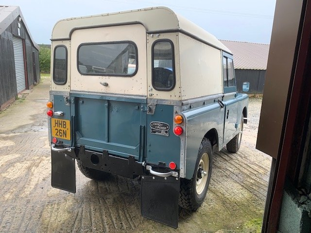 1975 Land Rover® Series 3 *200DI* (HHB) For Sale (picture 4 of 6)