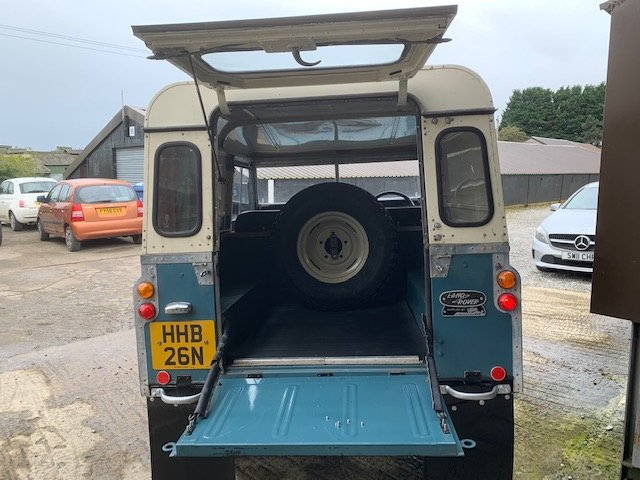 1975 Land Rover® Series 3 *200DI* (HHB) For Sale (picture 6 of 6)