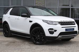 2015 15 LAND ROVER DISCOVERY SPORT 2.2 HSE AUTO For Sale