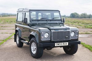 2005 Land Rover Defender 90 TD5 XS - 9143 Miles From New! SOLD