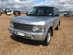 2004 Range Rover Vogue For Sale