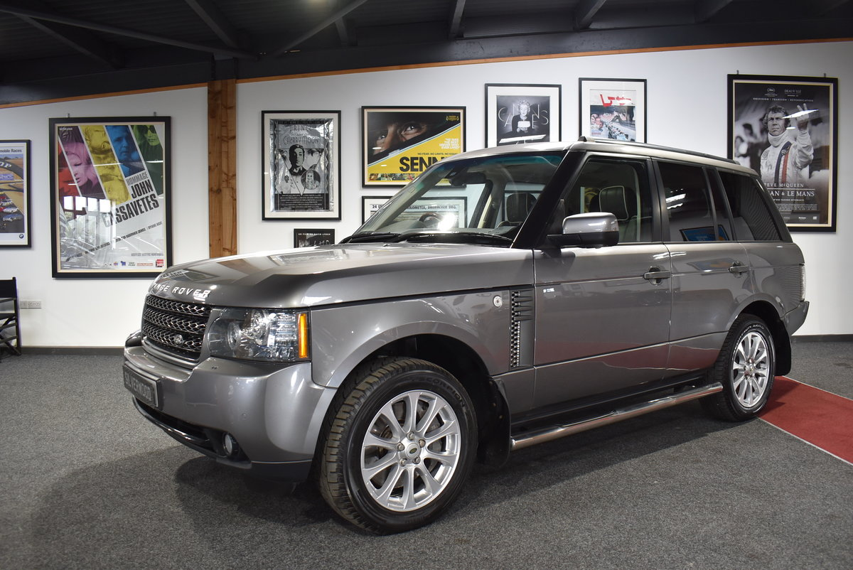 2010 Land Rover Range Rover Vogue For Sale (picture 1 of 6)