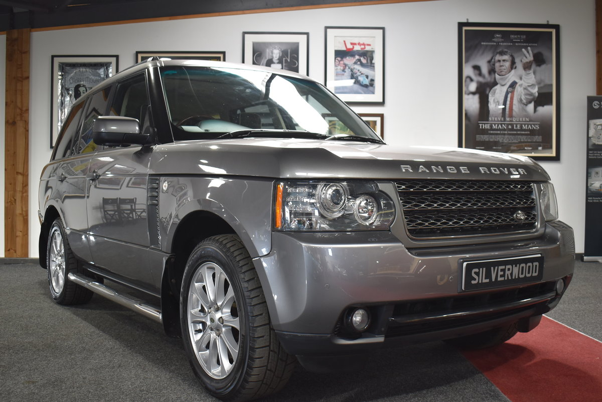 2010 Land Rover Range Rover Vogue For Sale (picture 2 of 6)