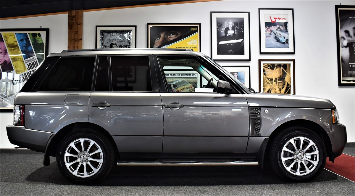 2010 Land Rover Range Rover Vogue For Sale (picture 3 of 6)