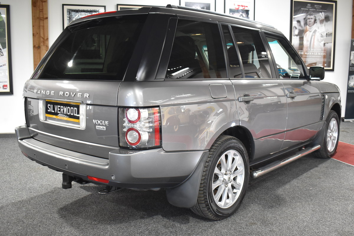 2010 Land Rover Range Rover Vogue For Sale (picture 4 of 6)