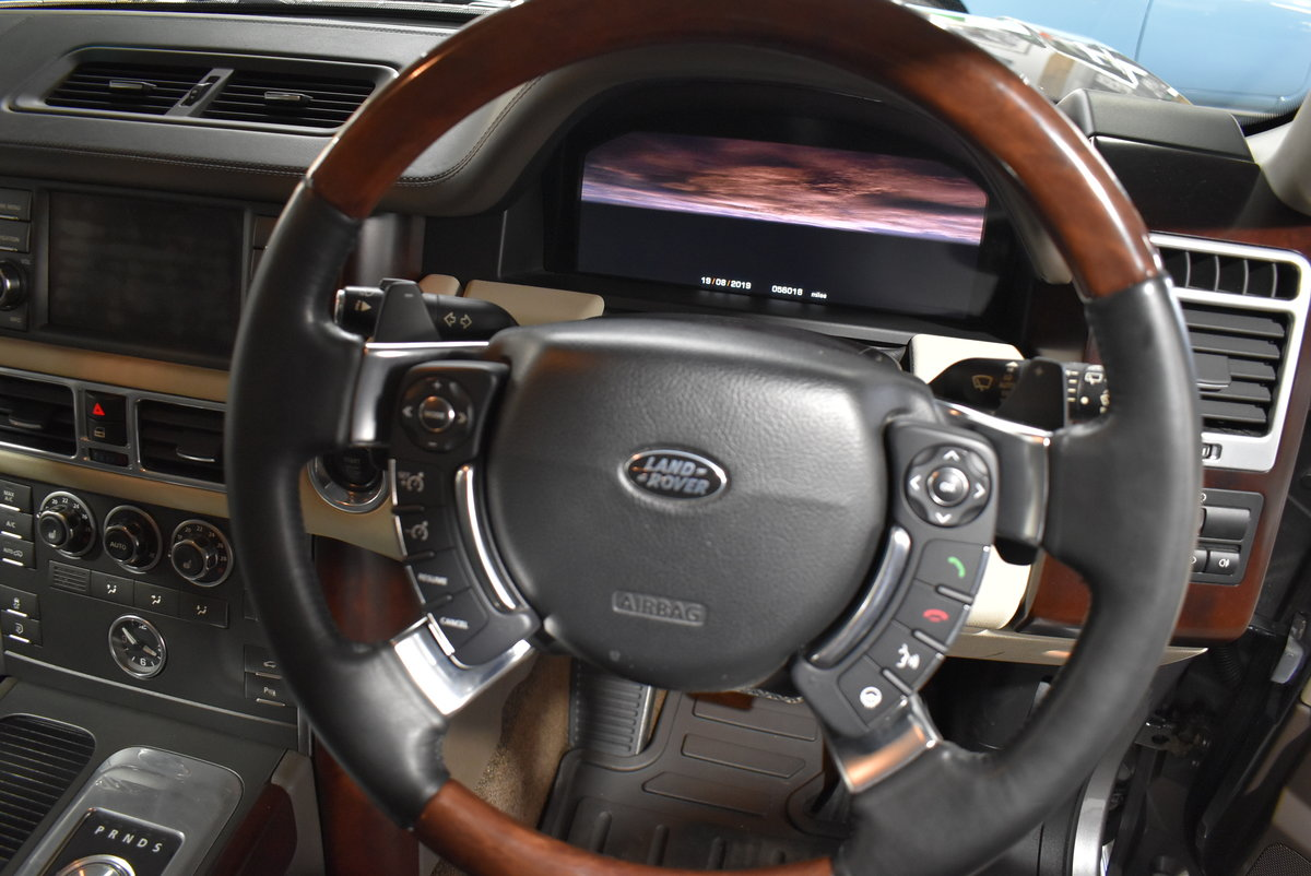 2010 Land Rover Range Rover Vogue For Sale (picture 6 of 6)