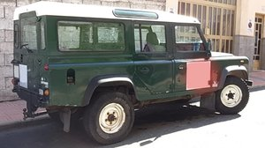 1994 LAND ROVER DEFENDER 110 LHD For Sale