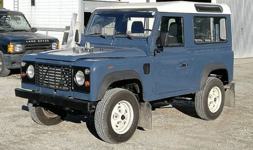1989 Land Rover 90 HT LHD For Sale (picture 2 of 6)
