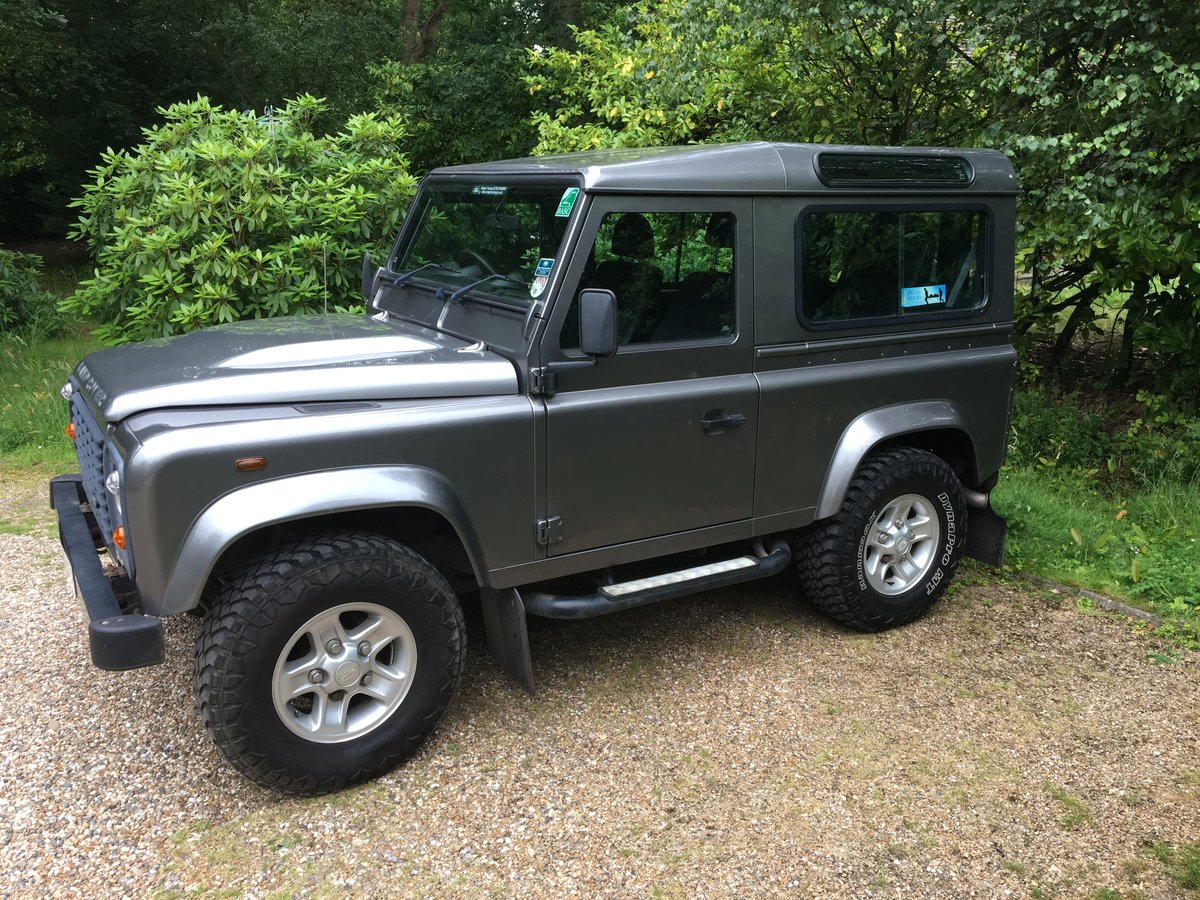 2008 Land Rover Defender  SOLD (picture 1 of 6)
