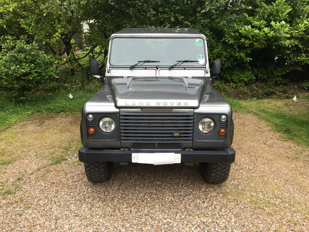 2008 Land Rover Defender  SOLD (picture 5 of 6)