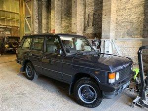 1989 range rover v8 lpg full restored 15k spent classic For Sale