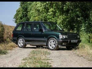 2001 Range Rover Cared for low-mileage example For Sale