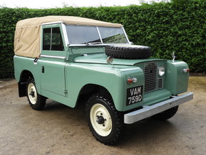 1966  LAND ROVER SERIES 2A 88