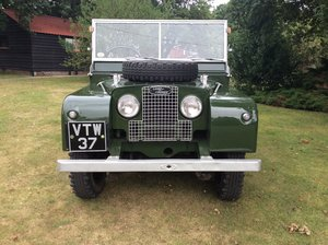 1953 Land Rover Series 1  with genuine 27000 miles For Sale