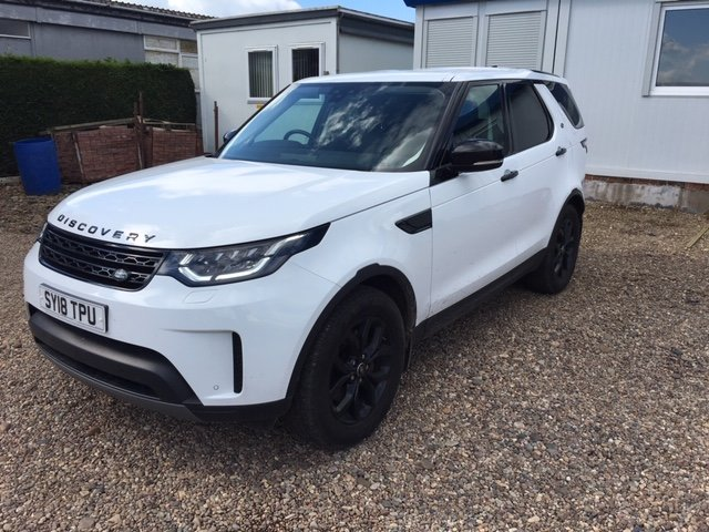 2018 Land Rover Discovery Commercial SE SOLD (picture 2 of 6)