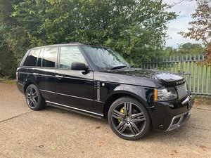 2007 LAND ROVER RANGE ROVER 3.6 TDV8 VOGUE OVERFINCH 5D 272 BHP D For Sale