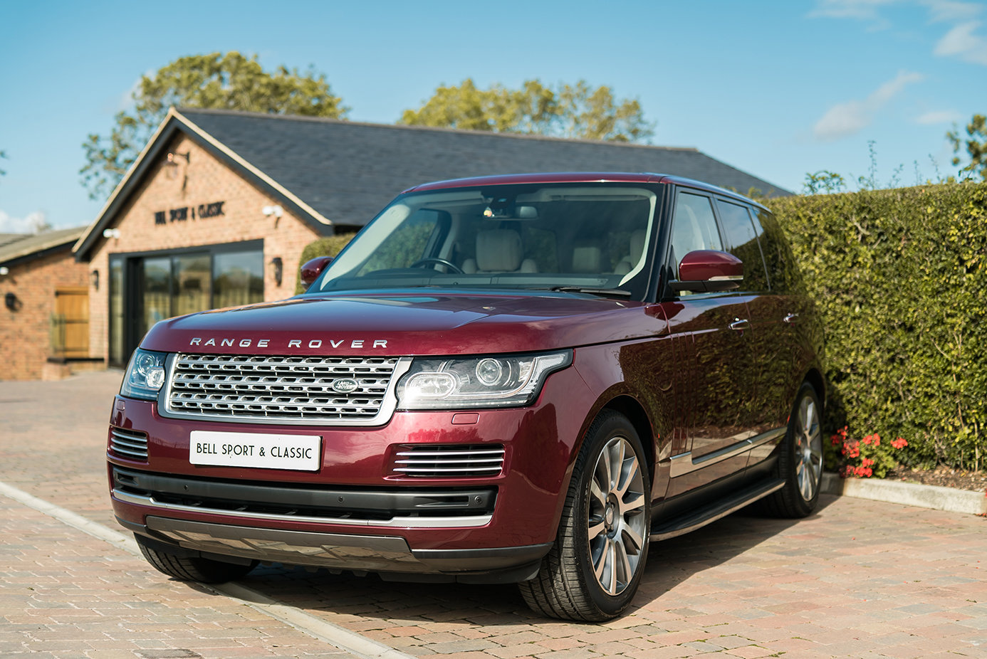 2016 Range Rover 3.0 TD Vogue SE Auto For Sale (picture 1 of 6)