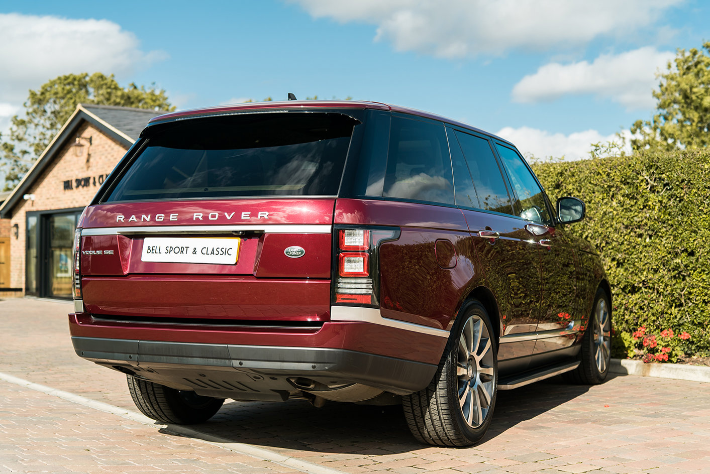 2016 Range Rover 3.0 TD Vogue SE Auto For Sale (picture 2 of 6)