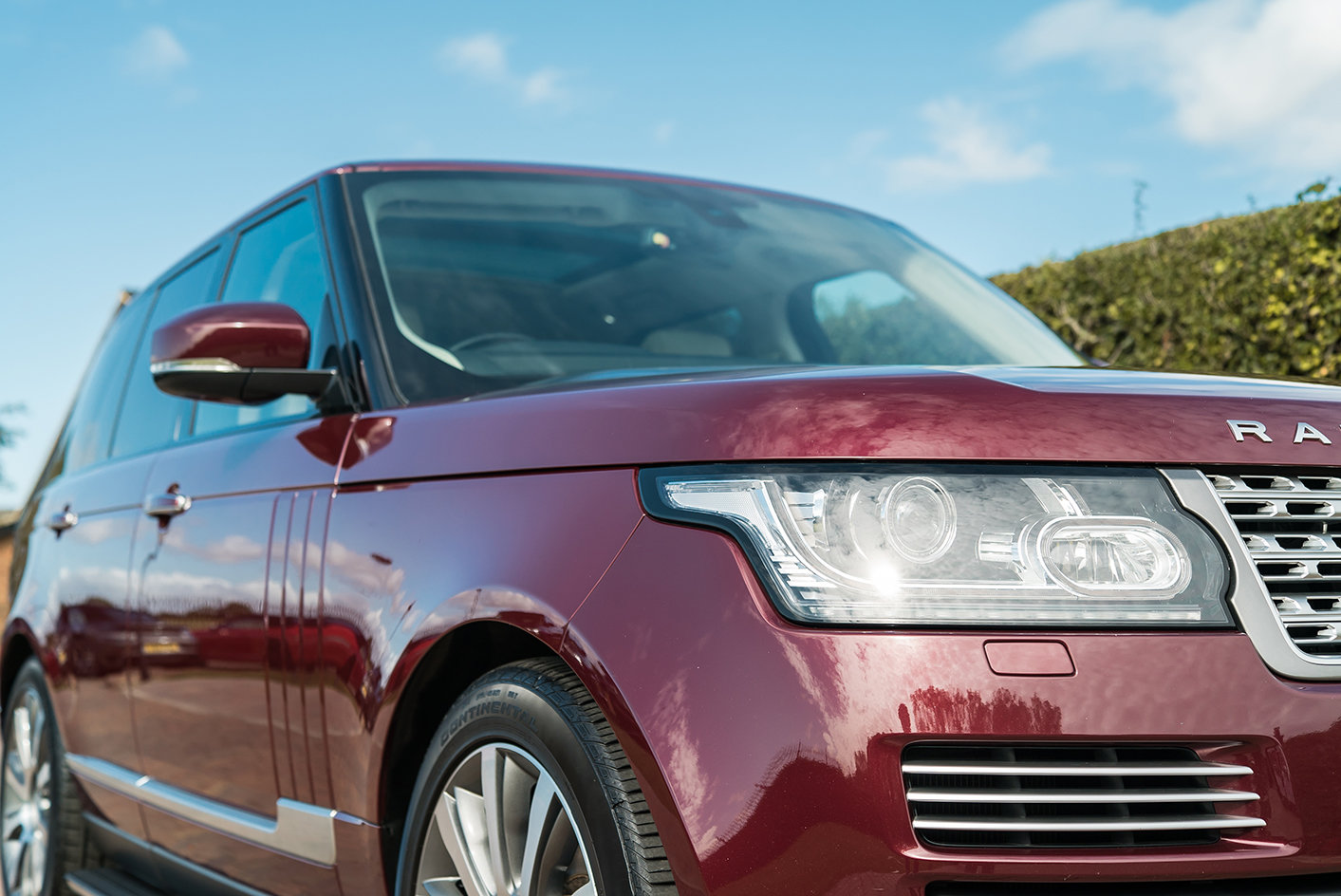 2016 Range Rover 3.0 TD Vogue SE Auto For Sale (picture 6 of 6)