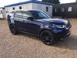 Picture of 2018 Land Rover Discovery Commercial HSE SOLD