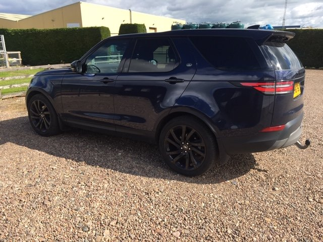 2018 Land Rover Discovery Commercial HSE SOLD (picture 2 of 6)