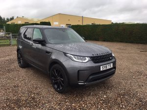 2018 Land Rover Discovery Commercial HSE