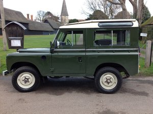 1984 Series 3 Land Rover County
