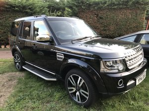 2014 Land Rover Discovery SDV6 HSE For Sale