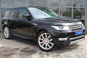 2013 63 RANGE ROVER SPORT 3.0 SDV6 HSE AUTO  For Sale