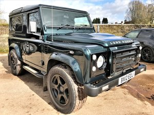 2012 defender 90 2.2TDCi XS station wagon+alive tuning+more SOLD