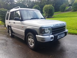 2004 LAND ROVER DISCOVERY GS7 V8I AUTOMATIC For Sale