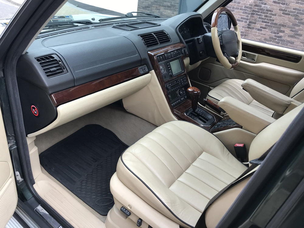 2001 Range Rover Vogue 4.6 - 54.500 miles only For Sale (picture 12 of 24)