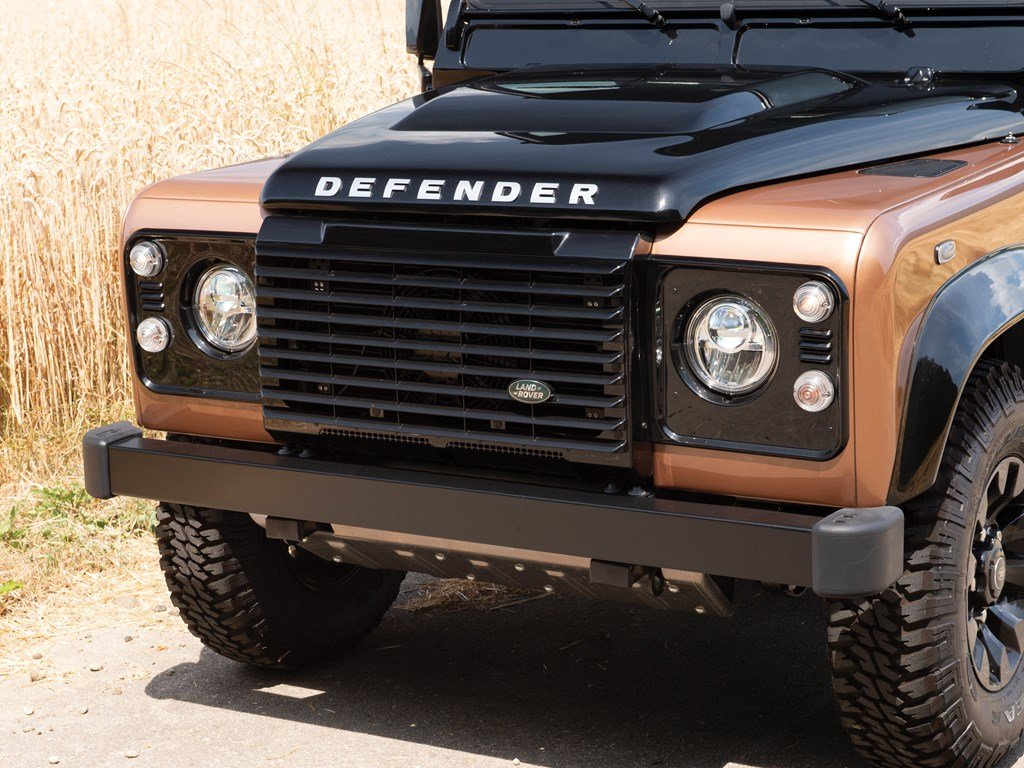 2016 Land Rover Defender 90 Autobiography  For Sale by Auction (picture 6 of 6)
