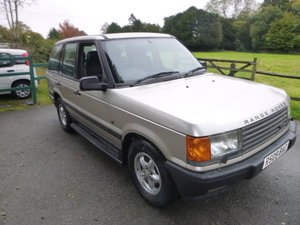 1998 (R) Range Rover 4.0 V8 SE | only 45,000 miles For Sale