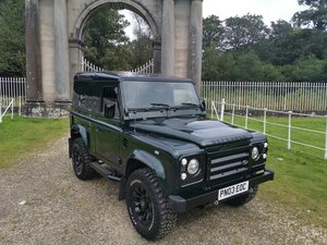 2003 Landrover Defender 90 Td5 For Sale
