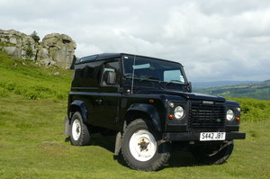 1999 AUTOMATIC TD5 DEFENDER For Sale