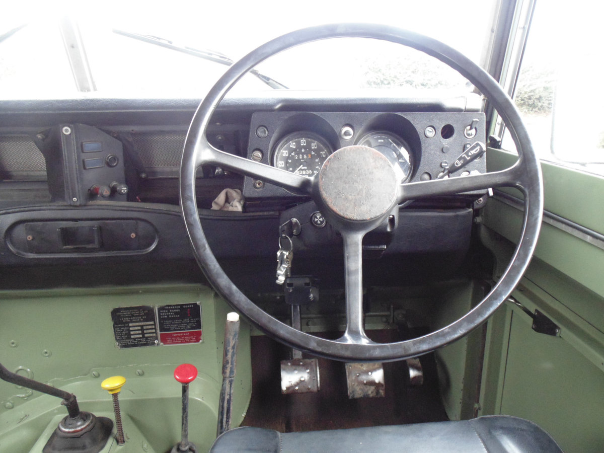 1977 Land Rover 88 Series 3 For Sale (picture 4 of 6)