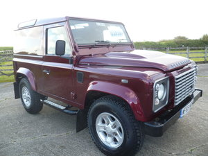 2015 Defender 90 2.2 TDCI XS County Hardtop For Sale