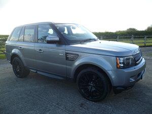 2012 Range Rover Sport SDV6 LUX Auto