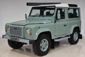 1999 Land Rover Defender 90 Genuine Heritage For Sale