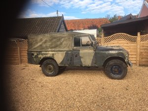 1977 Landrover 109 Ex-Military For Sale