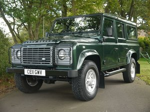 2011 Land Rover Defender 110 2.4 TDCi XS Station Wagon For Sale