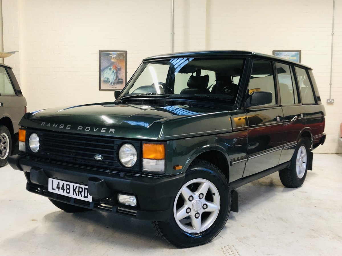 1994 RANGE ROVER VOGUE SE - SOFT DASH, 2OWNERS, GREAT VALUE SOLD (picture 1 of 6)