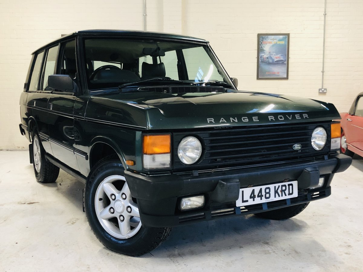 1994 RANGE ROVER VOGUE SE - SOFT DASH, 2OWNERS, GREAT VALUE SOLD (picture 2 of 6)