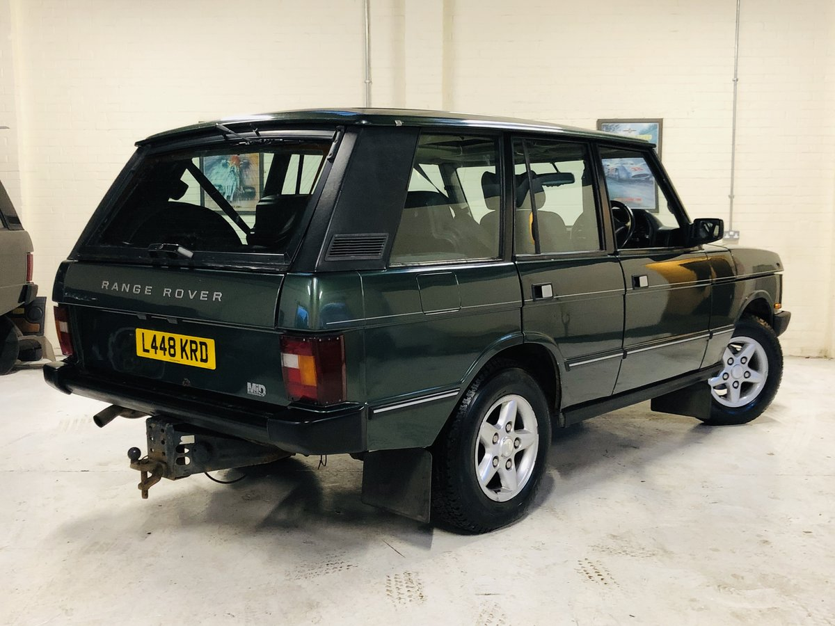 1994 RANGE ROVER VOGUE SE - SOFT DASH, 2OWNERS, GREAT VALUE SOLD (picture 3 of 6)