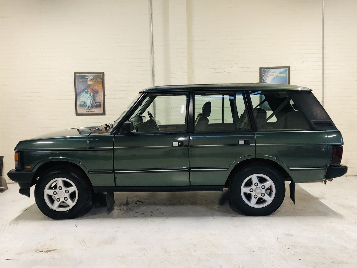 1994 RANGE ROVER VOGUE SE - SOFT DASH, 2OWNERS, GREAT VALUE SOLD (picture 4 of 6)